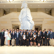 CHC Students Visit Washington