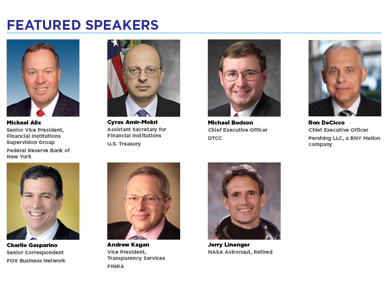 Featured Speakers