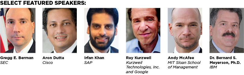 Tech 2013 Featured Speakers