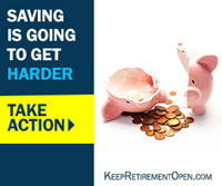 Take Action to Keep Retirement Open