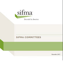 SIFMA Committee Guide