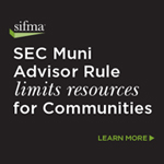 SIFMA: Dealers Not Given Enough Time on Muni Advisor Rule