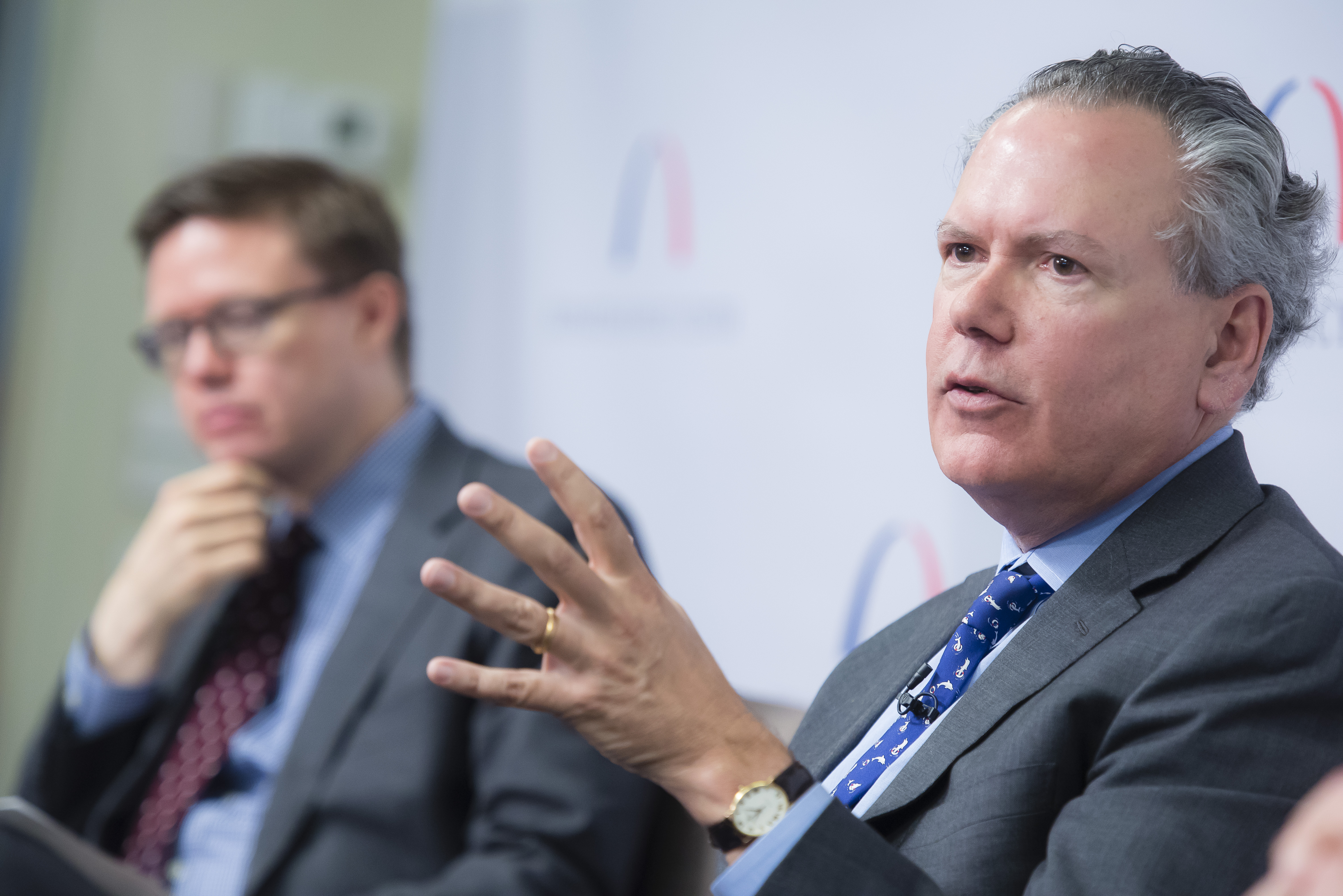 Ken Bentsen at Bipartisan Policy Center's discussion