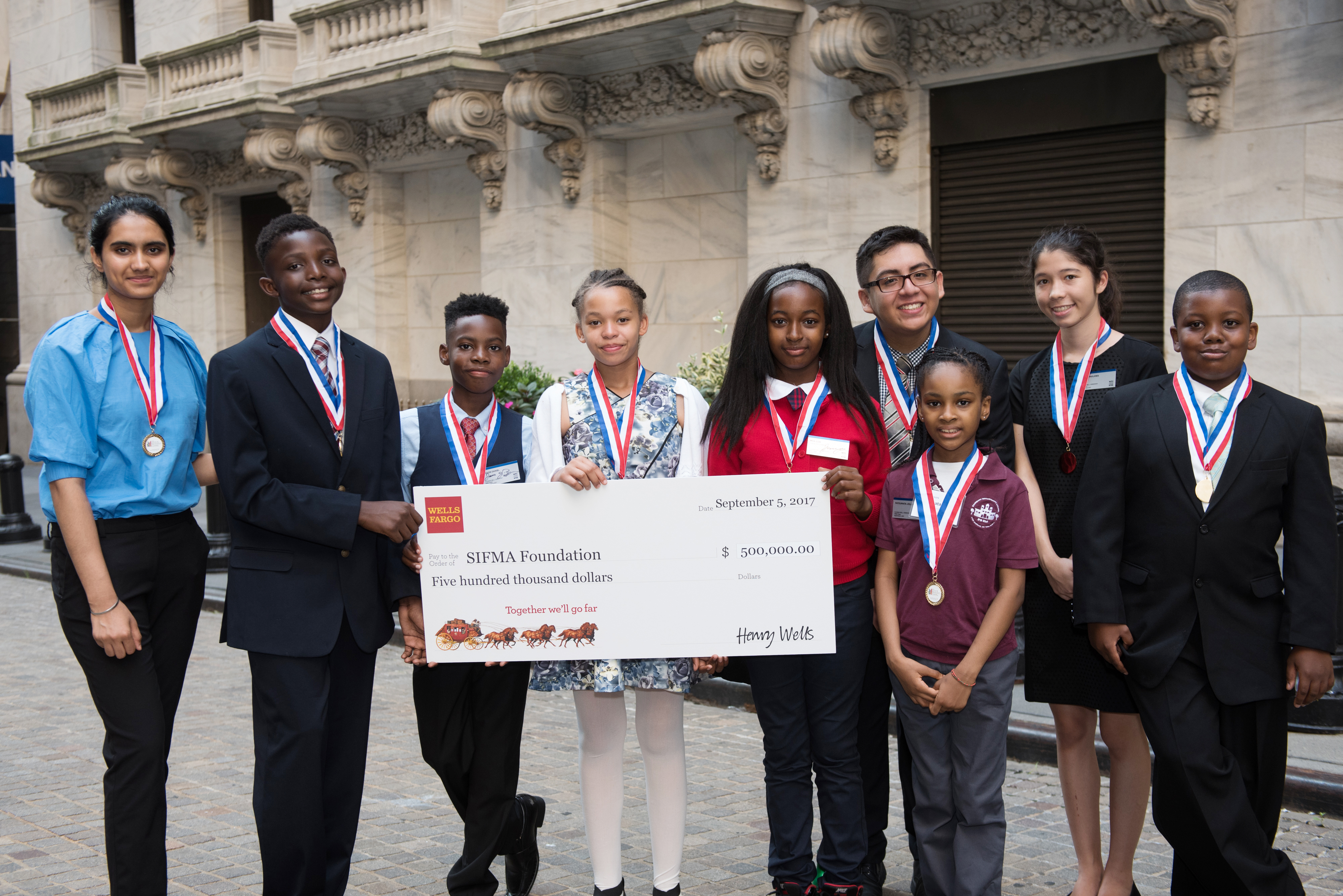 Wells Fargo Foundation Commits $500,000 to Advance Financial