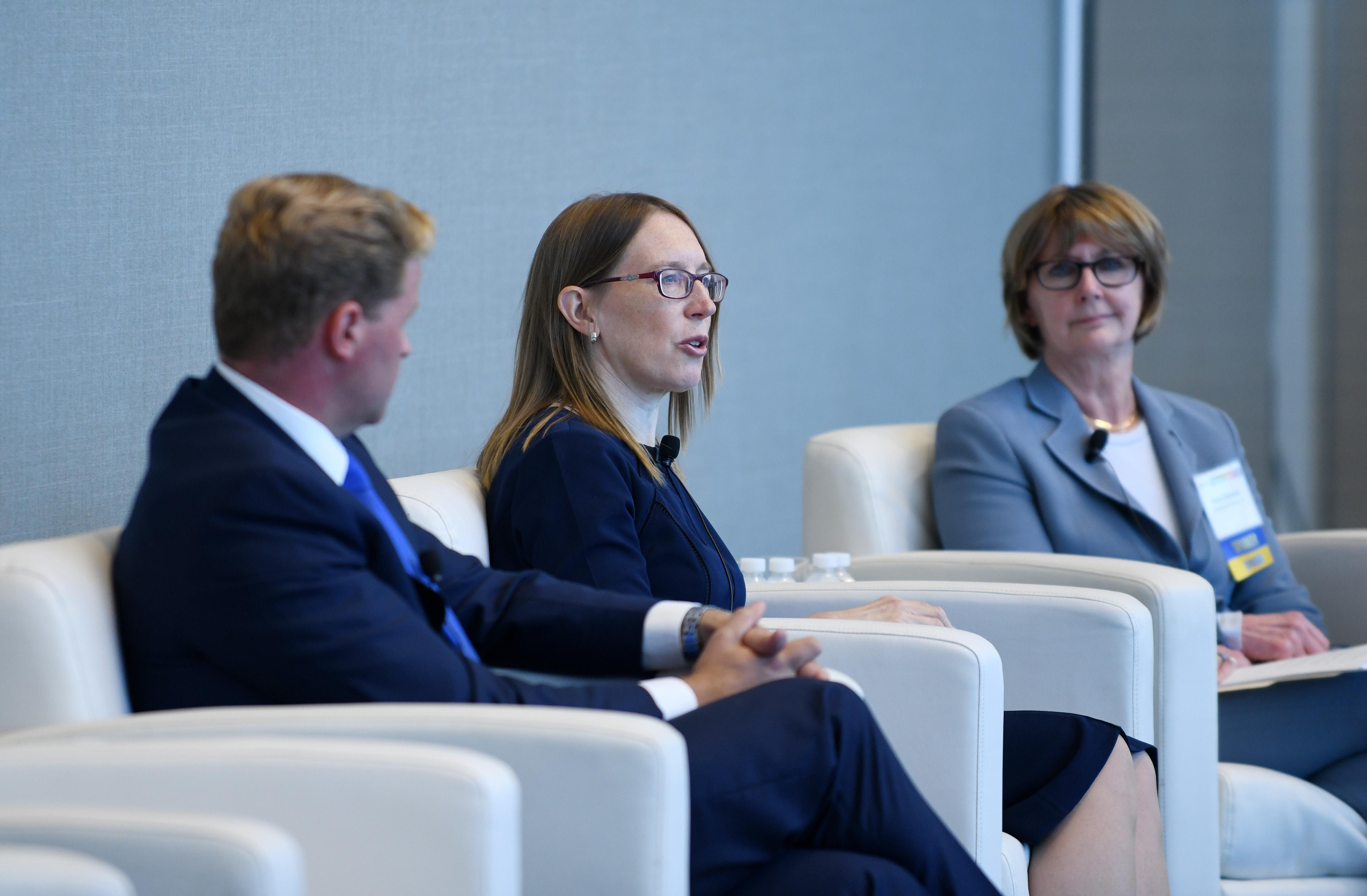 SEC Commissioner Hester Peirce, 2019 SIFMA-BPI Prudential Regulation Conference