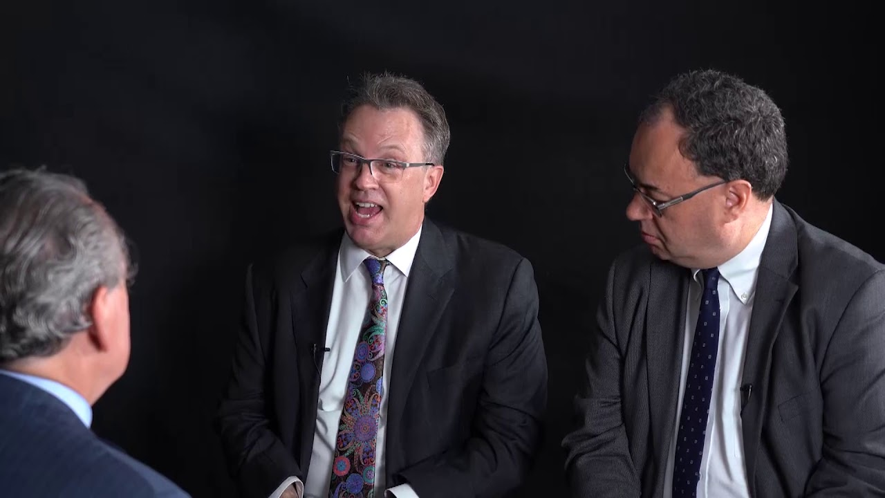 The View from Washington: A Conversation with Andrew Bailey and John Williams