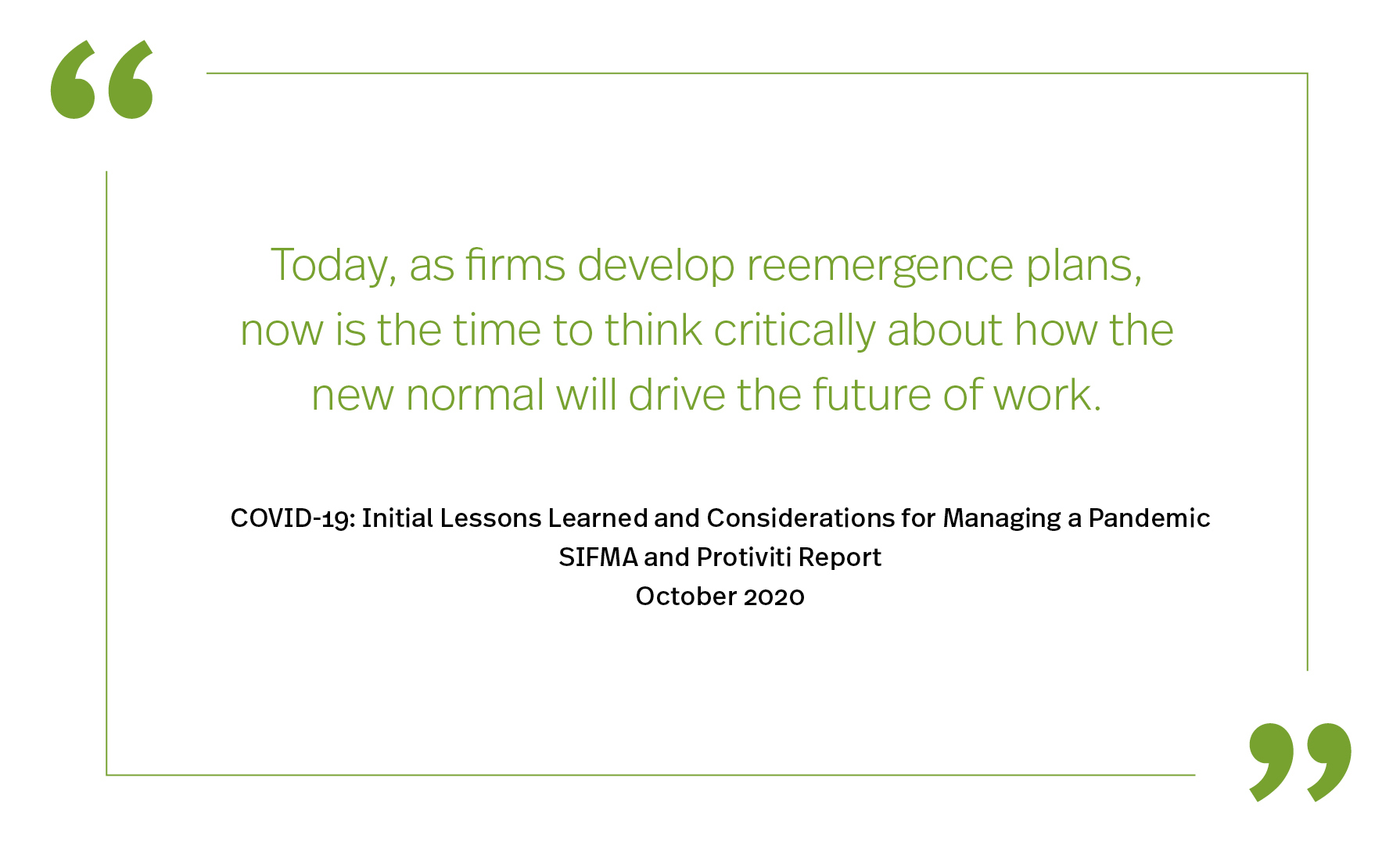 Future of work Quote