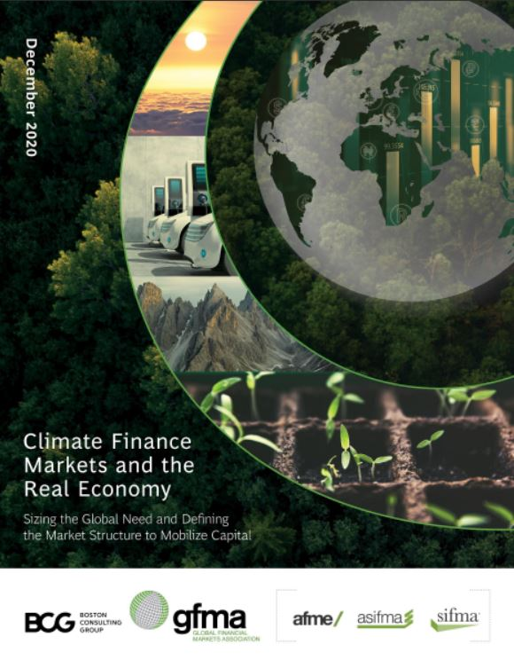 GFMA Climate-Finance Cover