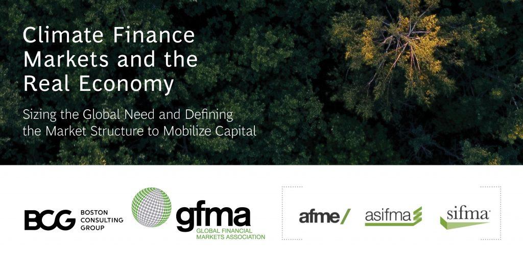 GFMA Climate Finance Report